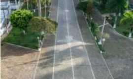 Oliveira Fortes - praça da matriz, Por márcia campos