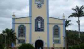 Orat�rios - Frente da Igreja de S�o Jos� ap�s restaura��o, Por Isabella Bragione