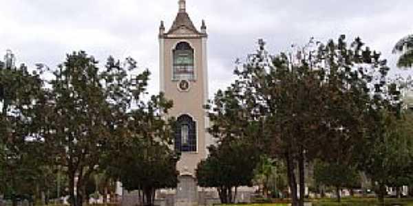 Igreja Matriz de São Jose do Oratório - Oratórios - MG por Geraldo Salomão