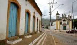 Ouro Branco - Matriz de Santo Antonio e Casa de Cultura, Por Luiz Alberto