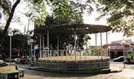 Ouro Branco - Ouro Branco-MG-Coreto na Praça Santa Cruz-Foto:CarlosMagnooliveira