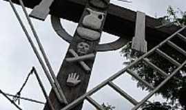 Ouro Branco - Ouro Branco-MG-Cruzeiro da Matriz de Santo Antônio do Ouro Branco-Foto:Roberta Soriano