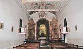 Ouro Branco - Ouro Branco-MG-Interior da Matriz de Santo Ant�nio-Foto:CarlosMagnooliveira
