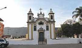 Ouro Branco - Ouro Branco-MG-Matriz de Santo Antônio-Foto:CarlosMagnooliveira