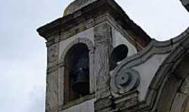 Ouro Branco - Ouro Branco-MG-Torre do Sino da Matriz de Santo Antônio do Ouro Branco-Foto:Roberta Soriano