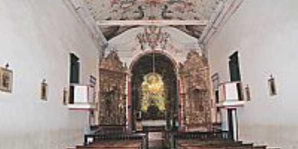 Ouro Branco-MG-Interior da Matriz de Santo Antônio-Foto:CarlosMagnooliveira