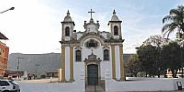 Ouro Branco-MG-Matriz de Santo Antônio-Foto:CarlosMagnooliveira