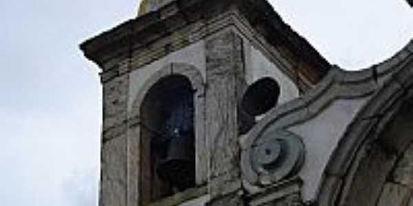 Ouro Branco-MG-Torre do Sino da Matriz de Santo Antônio do Ouro Branco-Foto:Roberta Soriano