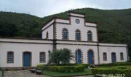 Ouro Preto - Ouro Preto-MG-Estação Ferroviária-Foto:Josue Marinho