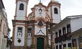 Ouro Preto - Ouro Preto-MG-Igreja de N.Sra.do Pilar-Foto:Josue Marinho