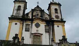 Ouro Preto - Ouro Preto-MG-Igreja de São Francisco de Paula-Foto:Josue Marinho