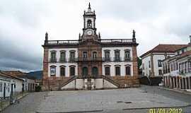Ouro Preto - Ouro Preto-MG-Museu da Inconfidência-Foto:Josue Marinho
