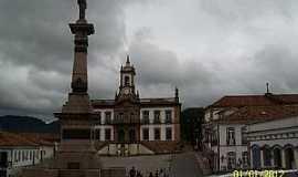 Ouro Preto - Ouro Preto-MG-Praça dos Inconfidentes-Foto:Josue Marinho