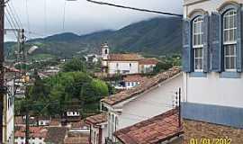 Ouro Preto - Ouro Preto-MG-Vista parcial da cidade-Foto:Josue Marinho