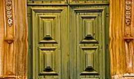Ouro Preto - Portal da Igreja de S�o Francisco de Assis em Ouro Preto-MG-Foto:Auro Queiroz