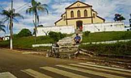 Padre Brito - Igreja de Padre Brito-Foto:Beto A.