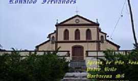 Padre Brito - Igreja de São José em Padre Brito-Foto:Ronaldo Fernandes Ol…
