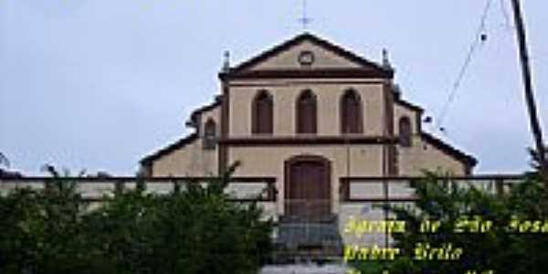 Igreja de São José em Padre Brito-Foto:Ronaldo Fernandes Ol…