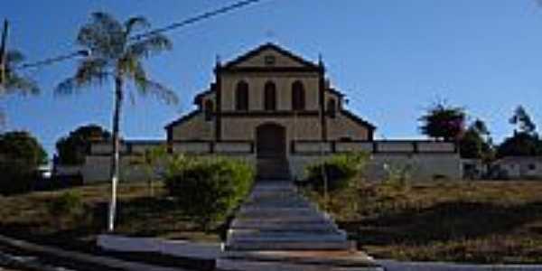 Igreja em Padre Brito-Foto:Roberto Franco