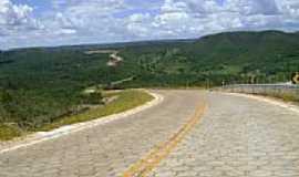 Padre Carvalho - Morro estrada Josenópolis em Padre Carvalho-Foto:hamiltondutra