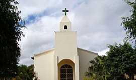 Padre Carvalho - Padre Carvalho-MG-Igreja de N.Sra.Aparecida na Vila Curral de Varas-Foto:Vicente A. Queiroz