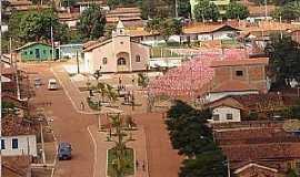 Padre Carvalho - Padre Carvalho-MG-Vista do centro da cidade-Foto:padrecarvalhomg.webnode.com.br