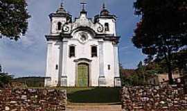 Padre Viegas - Igreja N.S.do Rosário-Foto:Geraldo Salomão
