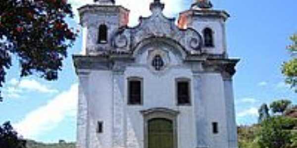 Matriz de N.S.do Rosário-Foto:Vicente A. Queiroz