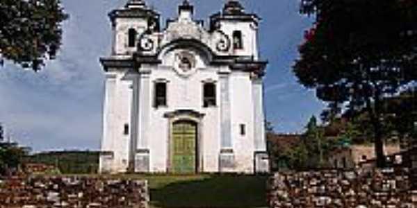 Igreja N.S.do Rosário-Foto:Geraldo Salomão