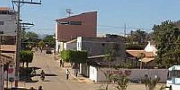 Rua de Pai Pedro-Foto:Hélio Felipe