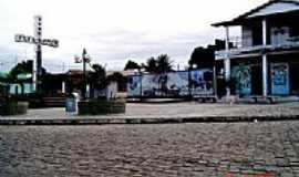 Amélia Rodrigues - Praça do Cruzeiro por Otavio Neves Cardoso