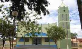 Paineiras - igreja matriz  Por Paróquia São Rafael Arcanjo