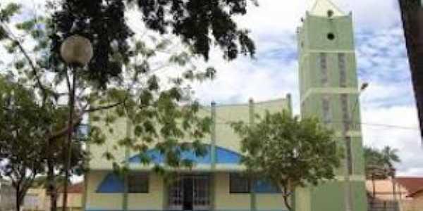 igreja matriz  Por Paróquia São Rafael Arcanjo