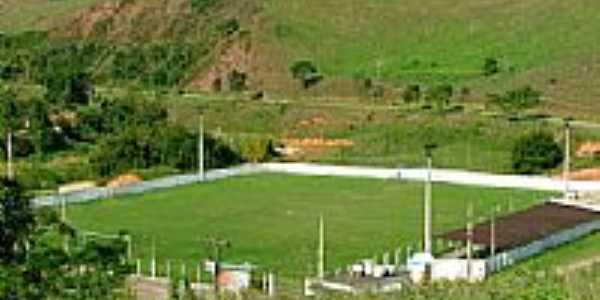 Campo de Futebol em Paiva-MG-Foto:Jorge A. Ferreira Jr…