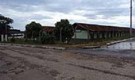 Pântano - Escola 2º Grau-Foto:Rogerio Silva de Que…