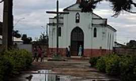 Pântano - Igreja Católica em Pântano-Foto:Rogerio Silva de Que…