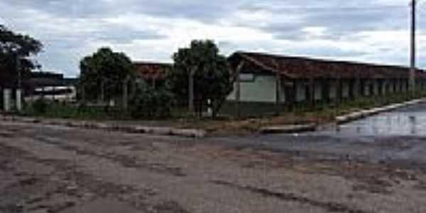 Escola 2º Grau-Foto:Rogerio Silva de Que…