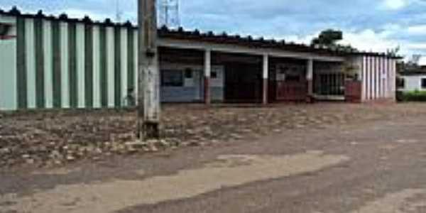 Estação Rodoviária-Foto:Rogerio Silva de Que…