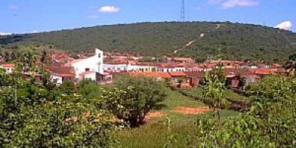 América Dourada-BA-Vista do Morro do Cruzeiro-Foto:JORGE AMADO FOREVER