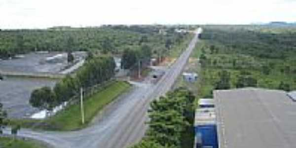 Entrada da cidade foto por pliniogeraldo