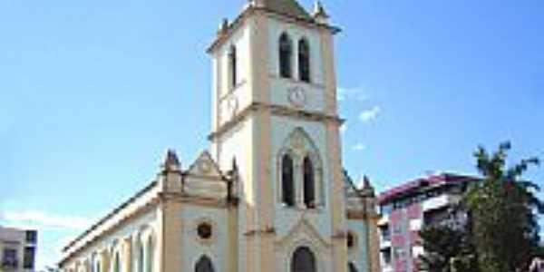 Igreja Matriz de São  Sebastião foto por Vicente A. Queiroz