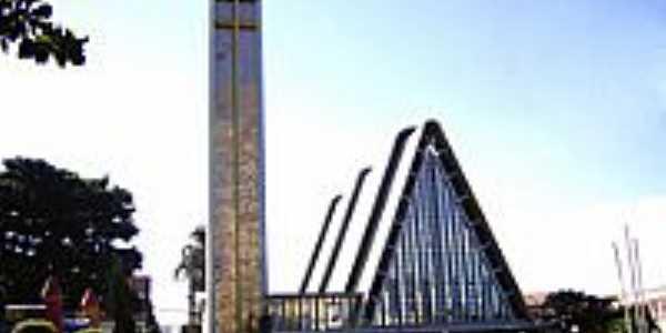 Matriz de N.S.da Piedade-Foto:Vicente A. Queiroz