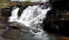 Paracatu - Paracatu-MG-Cachoeira do Ascânio,antiga barragem-Foto:Carlos Alberto Alves