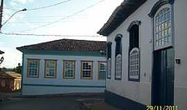 Paracatu - Paracatu-MG-Casarões Coloniais-Foto:Josue Marinho
