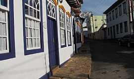 Paracatu - Paracatu-MG-Centro histórico-Foto:Sandra Gomes