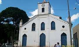 Paracatu - Paracatu-MG-Igreja de N.Sra.do Rosário dos Pretos-Foto:Josue Marinho