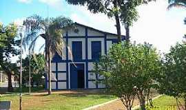 Paracatu - Paracatu-MG-Praça e Igreja de Sant´Ana-Foto:Josue Marinho