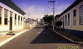 Paracatu - Paracatu-MG-Rua do Centro Histórico-Foto:Carlos Alberto Alves