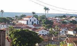 Paracatu - Paracatu-MG-Vista do Centro Histórico-Foto:Josue Marinho