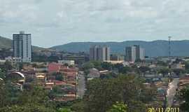 Paracatu - Paracatu-MG-Vista parcial da cidade-Foto:Josue Marinho